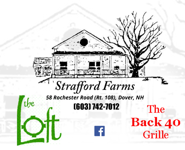 Strafford Farms Restaurant Family The Loft Back 40 Grille Breakfast Lunch Dinner Seafood Burgers Sandwiches Ice Cream Dover